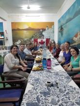 L'équipage canadien de l'Africa Mercy