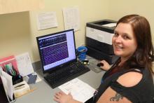 Mirjana Ramesa Holter monitor data